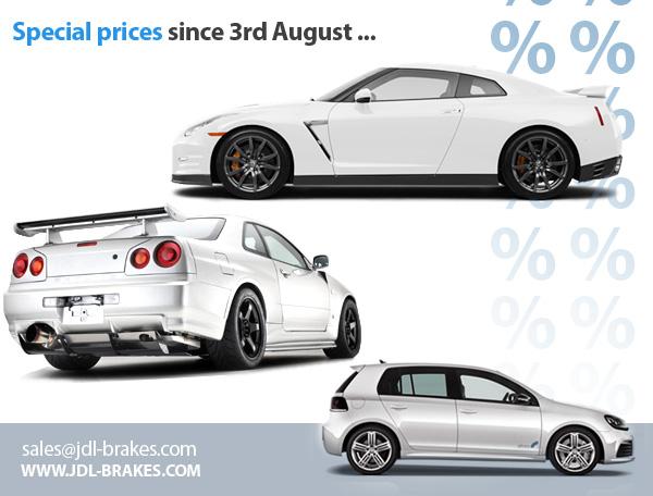 Alcon brakes: sierpnia 2012