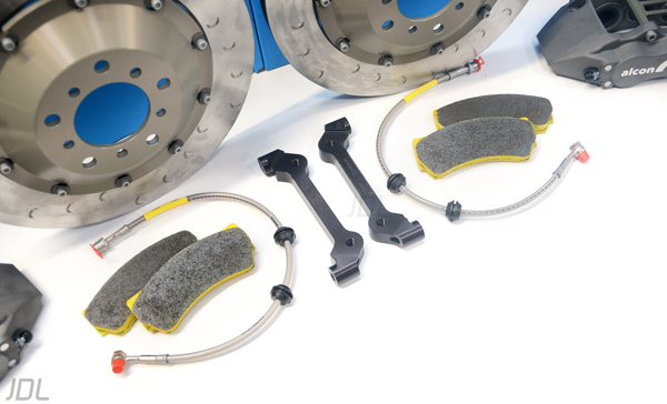 BMW M3 E92 Brake kit Alcon