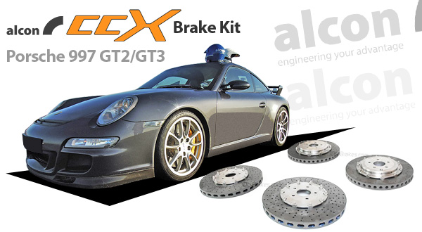 alcon brakes alcon ccx for porsche 997 gt2 gt3. Black Bedroom Furniture Sets. Home Design Ideas