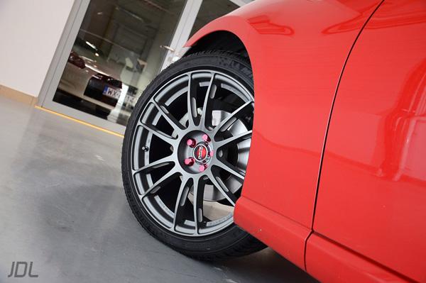 Toyota GT86 Subaru BRZ wydech felgi dolot Blitz 57Xtreme